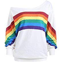 PLUS Size da Donna Manica lunga Crop Top sciolto Felpa con cappuccio Pullover Felpa Maglione