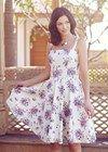 People Tree | Linda Bouquet Sun Dress