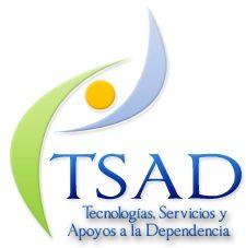 TSAD (Tecnologías, Servicios y Apoyos a la Dependencia) es una compañía, de base tecnológica, que opera en el sector de las Tecnologías de la Información con una vocación claramente orientada hacia el desarrollo y suministro de soluciones para el sector de la Dependencia, de forma que, a través de ellas, se propicie la mejora de la calidad de vida de las personas en situación de dependencia.