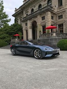 Real Life Photos: BMW Concept 8 Series - http://www.bmwblog.com/2017/05/26/real-life-photos-bmw-concept-8-series/