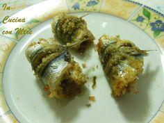 #gialloblogs #ricetta #appetitoso #foodporn Involtini di alici al forno | In cucina con Mire