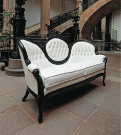Modern Colorful Victorian Style Furniture Collection By POLaRT Design – 35 – Sofa Victorian Style Furniture, Victorian Sofa, Modern Victorian, Victorian Design, Furniture Showroom, Living Room Furniture, Unique Furniture, Furniture Design, Furniture Ideas