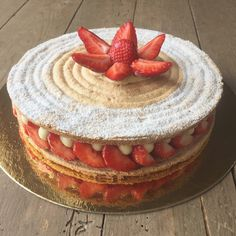 J'en reste baba: Succès aux fraises de Vincent Guerlais