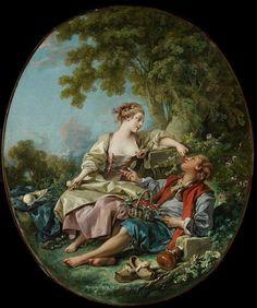 François Boucher, The Wooden Shoes, 1768, http://www.juliekessler.com/blog/valentines-day