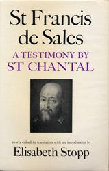 A Testimony by St. Jane de Chantal