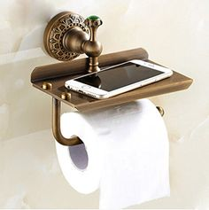 Rozin Wall Mounted Multifunctional Toilet Paper Holder An... https://smile.amazon.com/dp/B01E6TU9WO/ref=cm_sw_r_pi_dp_CGBAxbMFXPEG4