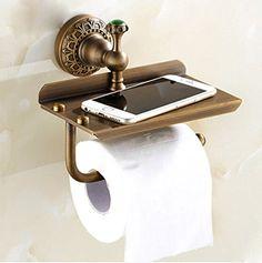 Rozin Wall Mounted Multifunctional Toilet Paper Holder An... https://smile.amazon.com/dp/B01E6TU9WO/ref=cm_sw_r_pi_dp_CGBAxbMFXPEG4