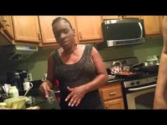 AUNTIE FEE  CALLING  OUT KALI MUSCLE