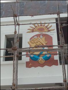 #Ganeshawallmuralimages #ganeshamuraldesigns #ganeshamuralwallart #ganeshamuraldesignsaforelevation #ganeshamuralideas #buildingfrantelevationmuraldesigns #elevationdesignsforganesha #cementmurals #ganeshawallpaintings ect… 7997977992, Mural Wall Art, 3d Wall Painting, Ganesha, Cement, Moose Art, Building Elevation, Front Elevation, Frame, Ganesh Design