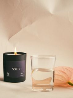 Eym Naturals Laze Aromatherapy Scented Candle | Cloudberry Living