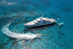 Grace E wins another two Neptune awards and is crowned Motor Yacht of the Year at the Boat International World Superyacht Awards 2015