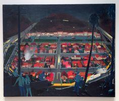 jules de balincourt images | Jules de Balincourt | Art | Pinterest
