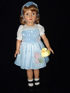 Effanbee Anne Shirley durable doll