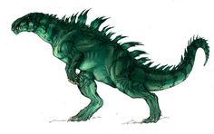 Sidoian creatures are said to be remnants from a time long past, although why Sidoia in particular stands as a cradle to said flora and fauna remains a mystery.