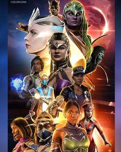 Video Game Art, Video Games, Kung Jin, Mortal Kombat Xl, Mileena, Dragon Ball, Geek Stuff, Princess Zelda, Games
