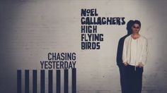 Vote for Noel Gallagher's High Flying Birds for Best Album   #QAwards qthemusic.com #owvideo #NoelGallagher #NGHFB #qawards2015 #ChasingYesterday Q Awards, Beady Eye, Flying Birds, Noel Gallagher, Best Albums, Playing Guitar, Rock Bands, Oasis