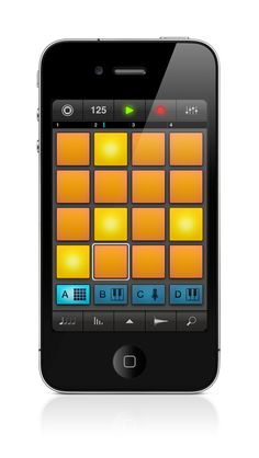 The first ever Native Instruments iPhone®, iPod touch® and iPad®* App is an intuitive beat sketchpad based on MASCHINE's groove production studio concept.