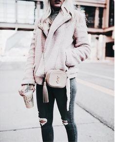 winter neutrals, winter outfit idea, winter fashion, winter coat, cozy
