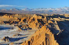 De mooiste plekken op aarde (deel 2): Valle de la Luna in Chili