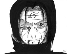 #Itachi from #Naruto #Shiuppuden