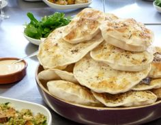 Lavash Bread - Simplest Bread! 1 1/2 Cups Flour (I use Gluten-Free) 1 1/2 tsp Salt 2 TBSP Olive Oil 3/4 Cup Warm Water