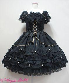 Rose Primaジャンパースカート