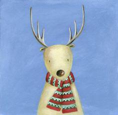 Ileana Oakley - Christmas Reindeer