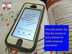 Zeezok music appreciation and composer study curriculum tip