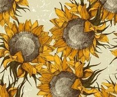 Find Seamless Vintage Ornament Sunflowers stock images in HD and millions of other royalty-free stock photos, illustrations and vectors in the Shutterstock collection. Thousands of new, high-quality pictures added every day. Vintage Ornaments, Vintage Prints, Illustration Art, Illustrations, Royalty Free Stock Photos, Pictures, Painting, Sunflowers, Inspiration