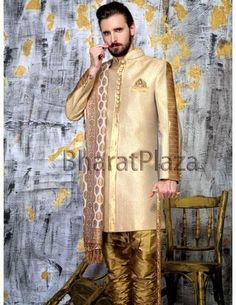 Bharat Plaza Wedding Sherwanis For Grooms 2015 | Stylish Men Wedding Sherwanis
