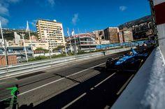 Buemi keeps it clean to secure pole in Monaco - e-racing.net