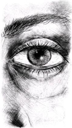 Look into my eyes by Praying4ARiot.deviantart.com on @deviantART