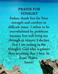 Good Night Greetings, Good Night Messages, Prayer Before Sleep, Good Night Prayer Quotes, Goodnight Quotes Inspirational, Prayer Of Thanks, Simple Prayers, Bedtime Prayer, Evening Prayer
