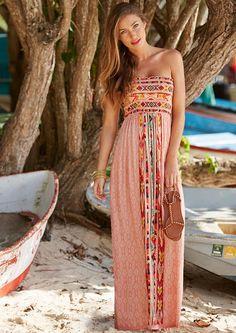 48768a57c6d Jinny Smocked Maxi Dress - Alloy Apparel  amp  Accessories Beautiful Maxi  Dresses