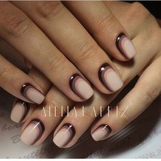 trendy stunning manicure ideas for short acrylic nails design 31 Nail Art Vernis, Manicure And Pedicure, Acrylic Nail Designs, Nail Art Designs, Acrylic Nails, Trendy Nail Art, Stylish Nails, Fancy Nails, Pretty Nails