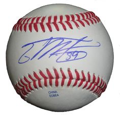 Cleveland Indians Guillermo Mota signed Rawlings ROLB leather baseball w/ proof photo.  Proof photo of Guillermo signing will be included with your purchase along with a COA issued from Southwestconnection-Memorabilia, guaranteeing the item to pass authentication services from PSA/DNA or JSA. Free USPS shipping. www.AutographedwithProof.com is your one stop for autographed collectibles from Cleveland sports teams. Check back with us often, as we are always obtaining new items.