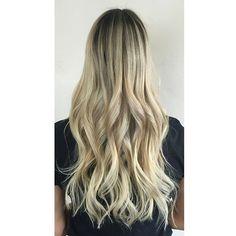 Blonde hair goals ✨ Straight and Wavy! The beautiful Lori Rich is now a blonde beauty! Welcome to the club! 😉 #blonding #blonde #behindthechair #btconeshot_color16 #btconeshot #btconeshot_hairpaint16 #btconeshot_transformations16 #blondegirl #blondehair #blonde #highlights #foilage #framarint #hotd #hairofinstagram #hairoftheday #hairgoals #goals #buffalohair #buffalosalon #nataliesoloteshair #btcpics #angelofblonde #modernsalon #americansalon #donewithdavines #davines #hairbycontinuum #col...