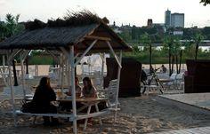 La Playa, Praga District, Warsaw, Poland
