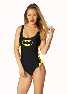15 Gorgeous Geeky Swimsuits for Women | Gifts For Gamers & Geeks