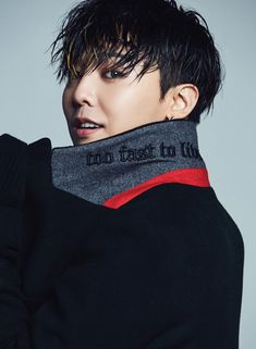 G-Dragon on 8 Seconds lookbook | Koogle TV
