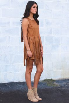 I have a suede, fringe kimono that color and needed to know what color boots to wear with it - thank you.