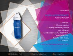 Botella Refrigerante