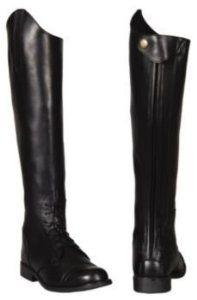 4d6194ed61d5 TuffRider Ladies Starter Field Boots 11R Black by TuffRider. $71.10.  TuffRider(R)