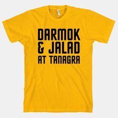 Darmok & Jalad   Star Trek: TNG