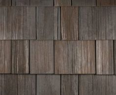 Stunningly realistic, cast from naturally split wood shakes. Our composite cedar shake roof tile comes in any color! White Exterior Houses, Cottage Exterior, Modern Farmhouse Exterior, Exterior Paint, Cedar Shake Shingles, Cedar Shakes, Cedar Roof, Cedar Siding, Shingle Colors