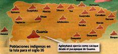 Indios tainos- indice-Puerto Rico-datos y fotos ,poblaciones indigenas,Agueybana su historia