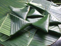 Super delicious birthday cookies: Membuat nasi tumpeng Leaf Crafts, Diy And Crafts, Rice Recipes, Asian Recipes, Cooking Tips, Cooking Recipes, Indonesian Cuisine, Birthday Cookies, Leaf Art