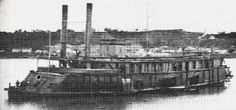 BARCOS: Barco de vapor