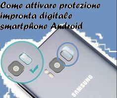 UNIVERSO NOKIA: Come attivare protezione impronta digitale smartph...