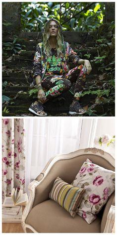 Decoração & Moda: como decorar seguindo as tendências   Decoração pra Casa